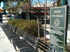 Short Triangle Park